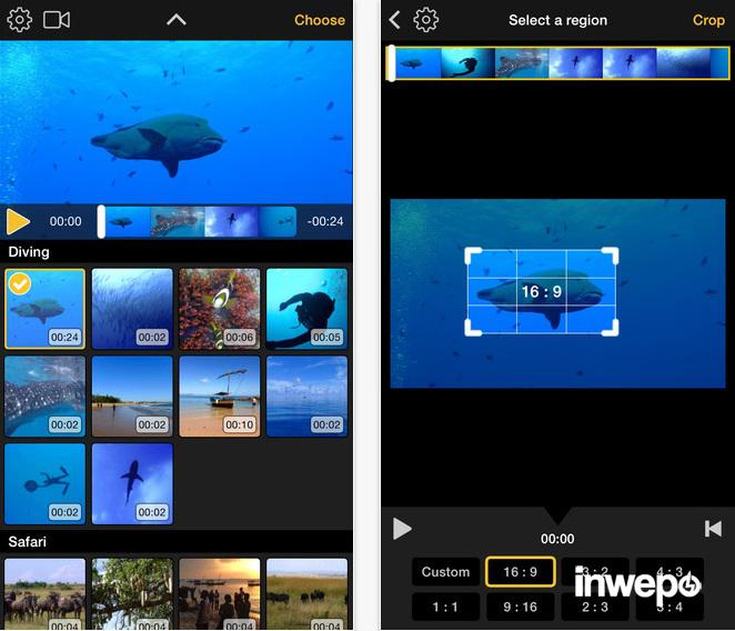 Cara Memotong video di iPhone iPad